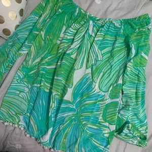 Small Lilly Pulitzer top